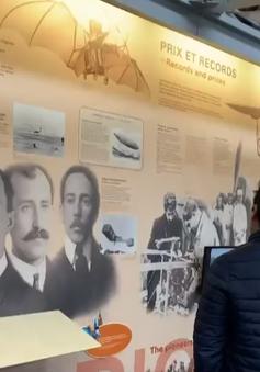 Trải nghiệm và học hỏi tại bảo tàng hàng không Aeroscopia (Pháp)