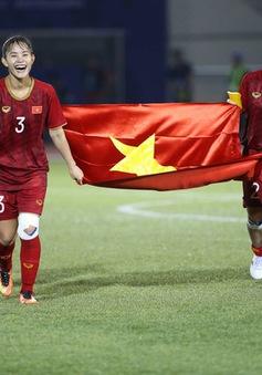 BXH FIFA Quý I/2021: ĐT Nữ Việt Nam tăng một bậc, lên thứ hạng 33