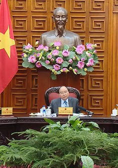 Thường trực Chính phủ họp đánh giá công tác bảo đảm Tết Nguyên đán