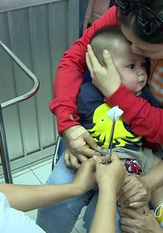 Cảnh báo gia tăng số trẻ mắc bệnh ho gà