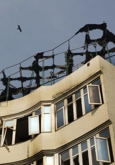 Cháy khách sạn ở Ấn Độ, ít nhất 17 người thiệt mạng