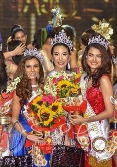 Tân Hoa hậu Toàn cầu 2019 bị chê kém sắc