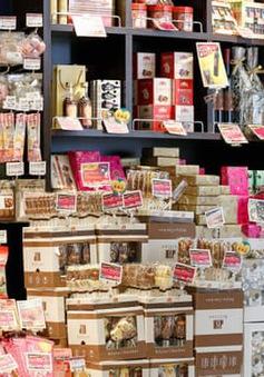 Phụ nữ Nhật Bản dần tẩy chay truyền thống tặng chocolate cho nam giới ngày Valentine