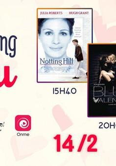 Dư vị tình yêu tràn ngập ngày Valentine trên VTVcab