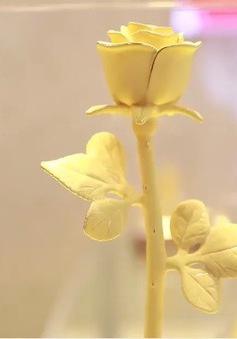 Đa dạng mặt hàng trang sức vàng ngày Valentine