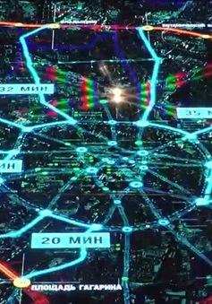 Khám phá thành phố thông minh Moscow, LB Nga