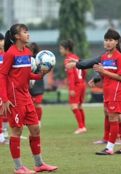 Hướng tới vòng loại 2 châu Á 2019: U16 nữ Việt Nam bước vào giai đoạn nước rút