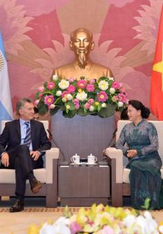 Việt Nam mong muốn củng cố và tăng cường quan hệ đối tác mang tầm chiến lược với Argentina