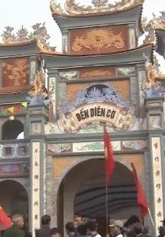 Nghệ An khai mạc lễ hội đền Diên Cờ