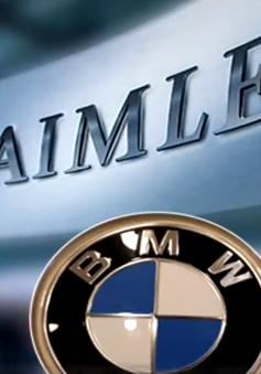 Daimler và BMW hợp tác đầu tư 1 tỷ Euro vào thị trường chia sẻ xe