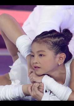 Ốc Thanh Vân hoa mắt trước cô bé 7 tuổi có tài uốn dẻo đỉnh cao trong đêm Gala Biệt tài tí hon mùa 2