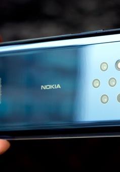 Cận cảnh Nokia 9 PureView: Chiếc smartphone 5 camera sau đầu tiên trên thế giới