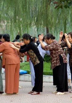 Việt Nam nằm trong các nước lười vận động nhất thế giới