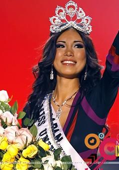Hoa hậu Hoàn vũ thế giới Riyo Mori sẽ tới Việt Nam