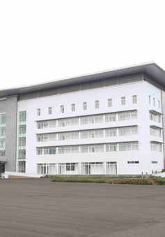 Khánh thành bệnh viện nghìn tỷ đồng từ trái phiếu ở Tây Nguyên