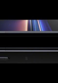 Sony ra mắt điện thoại có tỷ lệ màn hình tối ưu cho phim điện ảnh