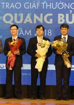 Bộ KH&CN công bố danh sách đề cử xét tặng Giải thưởng Tạ Quang Bửu năm 2019