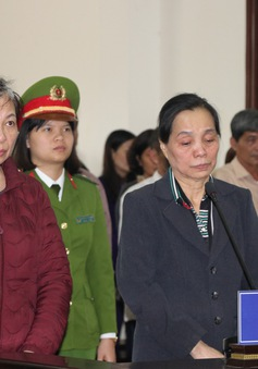 Hòa Bình: Lừa xin việc cho nhiều người, 2 bị cáo lĩnh án 24 năm tù giam
