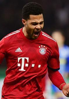 RB Leipzig và Bayern Munich vào tứ kết Cúp Quốc gia Đức