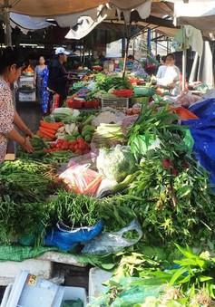 Giá rau củ tăng đột biến sau Tết