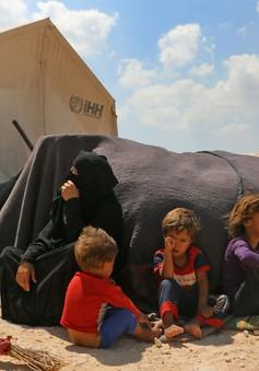 Trẻ em Syria sống gần nơi IS đóng quân có dấu hiệu rối loạn tâm lý
