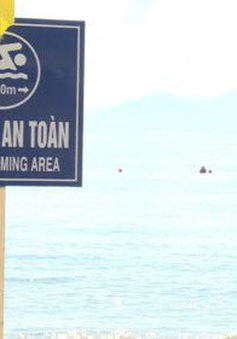 Nha Trang khoanh vùng 8 khu vực bãi tắm an toàn cho người dân, du khách