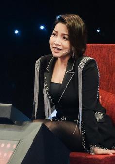 """Mượn sóng truyền hình, Mỹ Linh """"tố"""" chồng khó tính"""