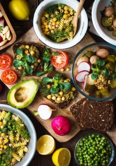 Thị trường thực phẩm chay tại châu Âu phát triển nhanh