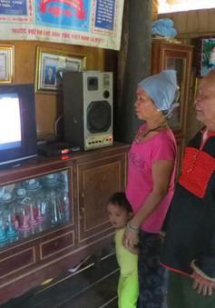 Ngừng phát sóng kênh truyền hình tương tự mặt đất tại 21 tỉnh, thành