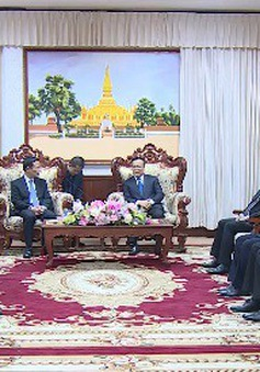 Việt Nam và Lào đẩy mạnh hợp tác thông tin và truyền thông