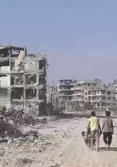 Tái thiết Syria ngổn ngang trăm mối