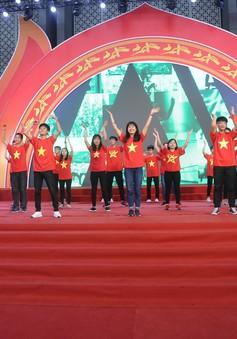Sinh viên các trường ĐH - CĐ 'quẩy' hết mình tại Hội báo toàn quốc 2019