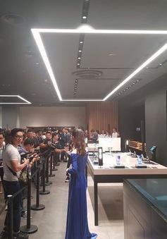 Samsung Showcase lớn thứ 3 thế giới được đặt tại Việt Nam
