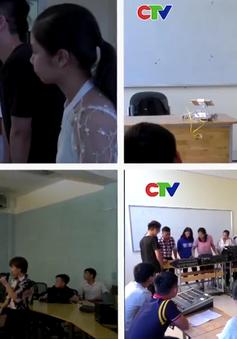Theo học ngành Công nghệ Điện ảnh - Truyền hình tại Cao đẳng Truyền hình, cơ hội việc làm rộng mở