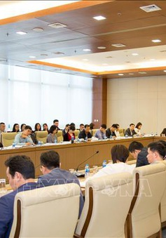 Cuộc họp lần thứ nhất về chuẩn bị và thực hiện vai trò Chủ tịch ASEAN năm 2020
