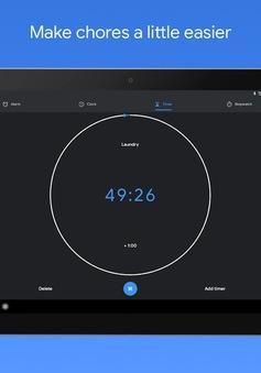 Google Clock thêm tính năng cho phép người dùng chọn nhạc báo thức từ Spotify