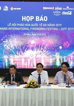 """Lễ hội pháo hoa quốc tế Đà Nẵng 2019: """"Những dòng sông kể chuyện"""""""