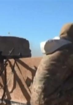IS sắp bị đánh bật khỏi sào huyệt cuối cùng