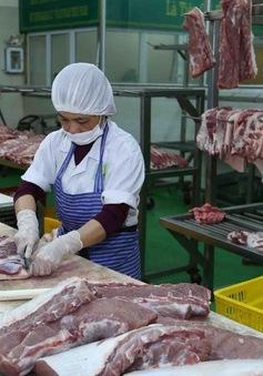 Các giải pháp bình ổn giá thịt lợn