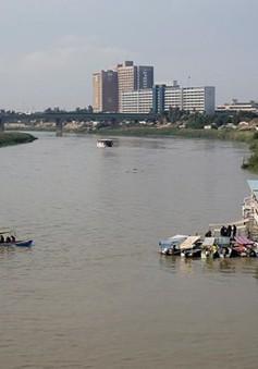 Chìm phà ở Mosul (Iraq), ít nhất 72 người thiệt mạng