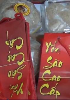 Khánh Hòa: Phát hiện hơn 4.000 hũ yến không rõ nguồn gốc