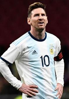 """""""Messi đang quá mệt mỏi"""""""