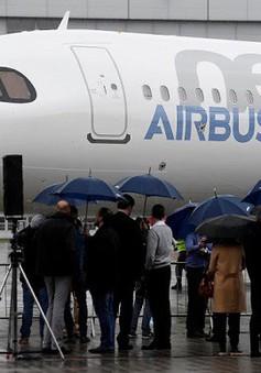 Airbus thắng lớn hợp đồng với Trung Quốc