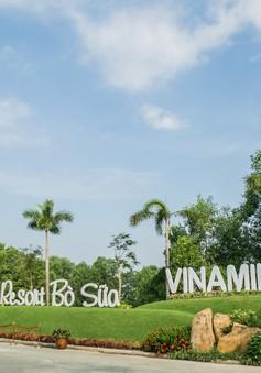 """""""Resort"""" bò sữa Vinamilk Tây Ninh - Ngôi nhà của những cô bò hạnh phúc"""