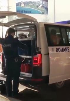 Chặn xe kiểm tra để thu thuế - Chuyện thường ở Bỉ