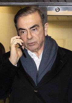 Cựu Chủ tịch Nissan bị bắt lại