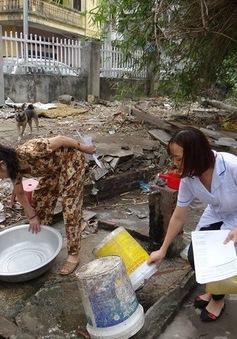 Hà Nội: Không chủ quan với dịch sốt xuất huyết