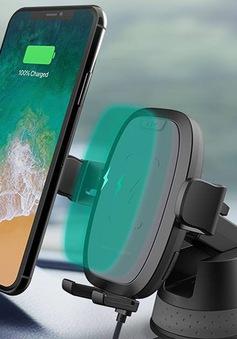 Giá đỡ kèm sạc không dây cho điện thoại - Giải pháp hoàn hảo trên ô tô