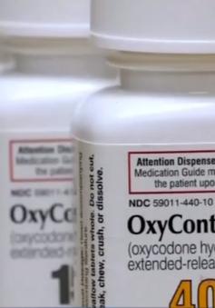 New York kiện các tập đoàn sản xuất thuốc giảm đau