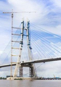 Cuối tháng 3 phải hoàn thành sửa chữa cầu Vàm Cống